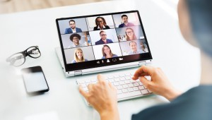 Online,Video,Conference,Interview,Call,And,Call,Meeting